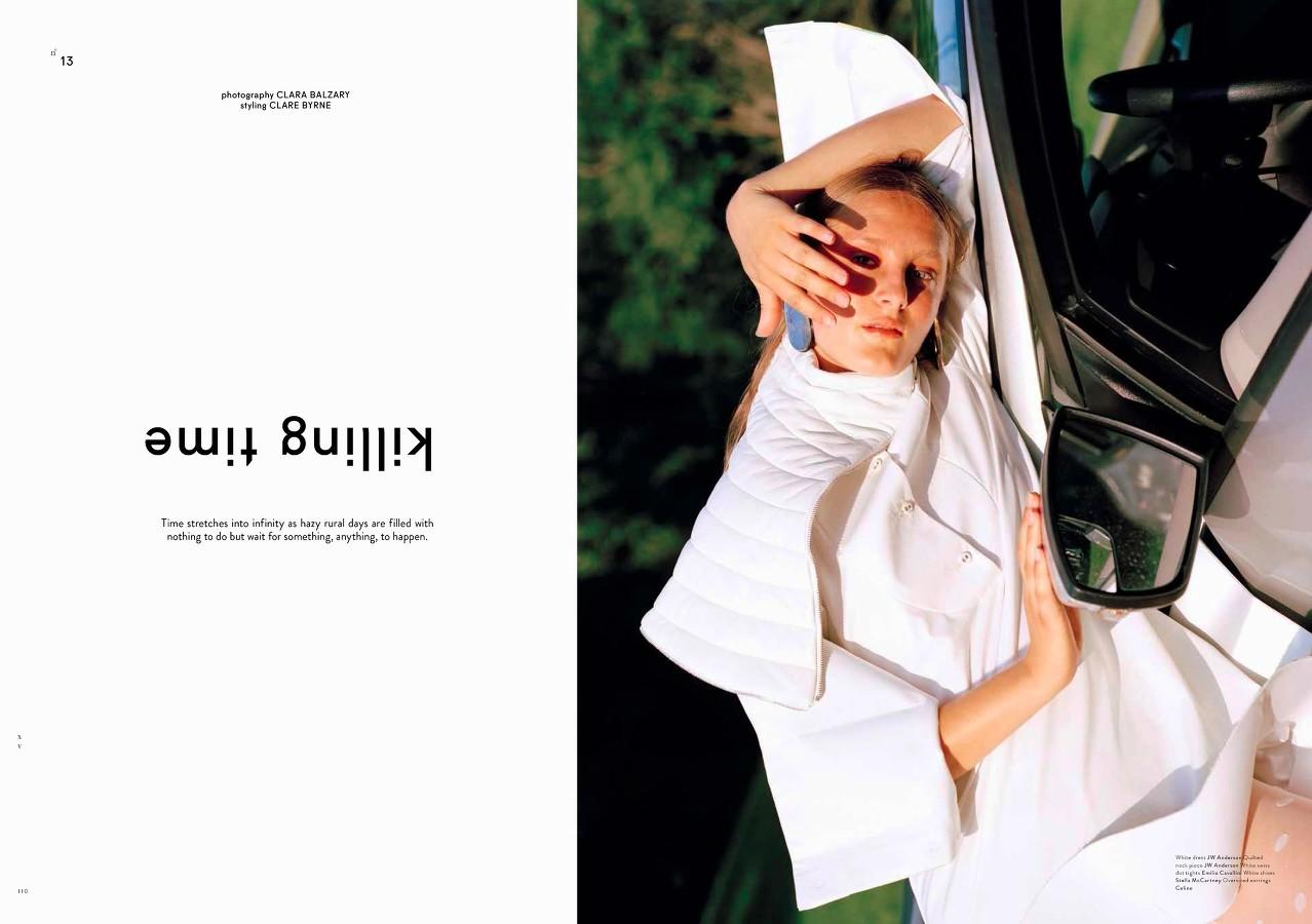 mini title � news � clara balzary for twin magazine