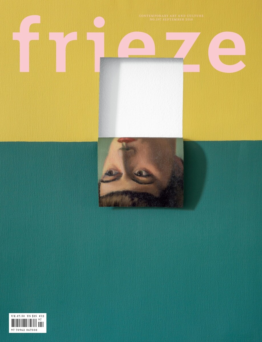 Mini Title News David Lane Creative Direction For Frieze Covers